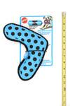 Spot Hextex Textured Boomerang Dog Toy