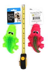 Crocodile Squeak Dog Toy