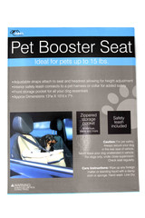 Rear Cover Dog and Cat Booster Car Seat