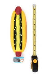 Jumbo Hot Dog Squeaky Dog Toy