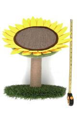 Sunflower Cat Scratching Pad