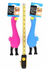 Long Neck Bird Squeaky Dog Toy