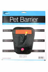 Car Safety Seat Barrier for Pets