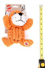 Knotted Animal Squeaky Dog Toy