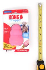 Pink KONG Puppy Dog Toy - Medium