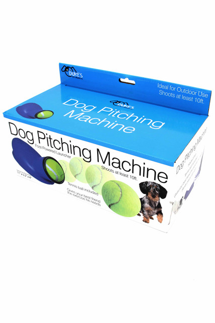 Tennis Ball Pitching Machine for Dogs