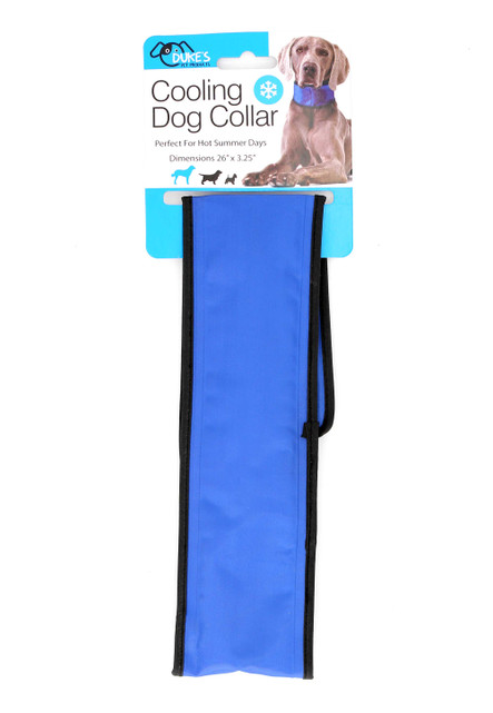 Cooling Dog Collar - Large Size