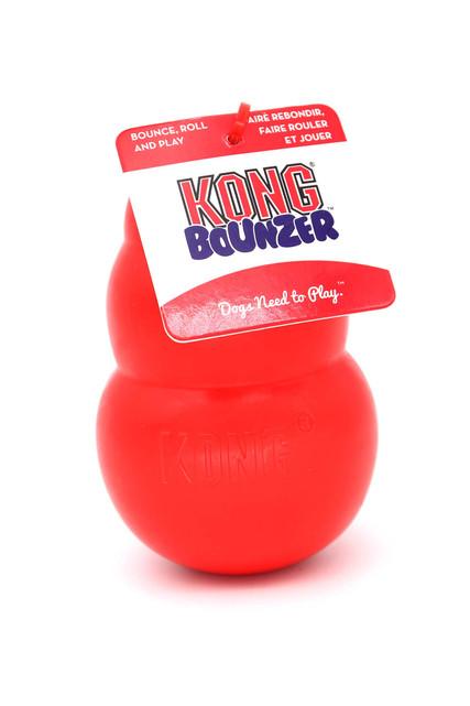 KONG Bounzer Dog Toy - Medium