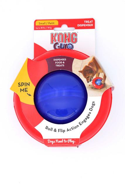 KONG Gyro Rolling Treat Dispensing Dog Toy