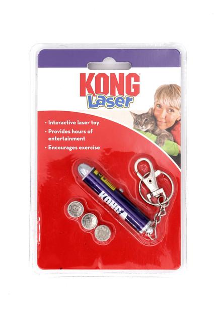 KONG Laser Pointer Cat Toy