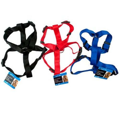 Adjustable Nylon Dog Harness