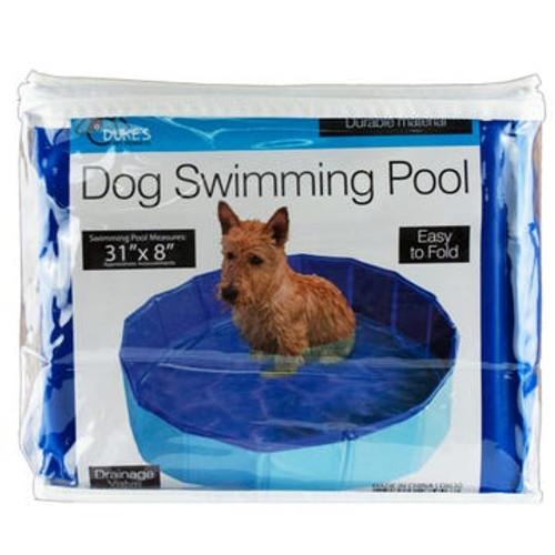 "Fold Up Dog Swimming Pool - 31"" x 8"""