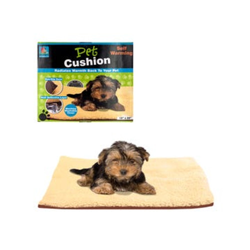 Self-Warming Cushion for Pets