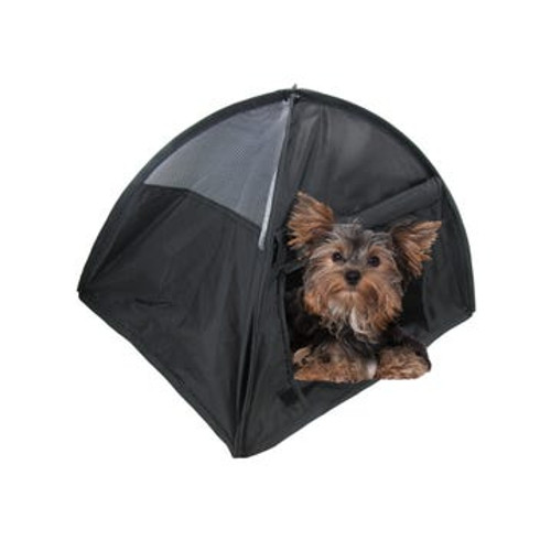 Pop-Up Pet Tent for Toy Breeds and Cats