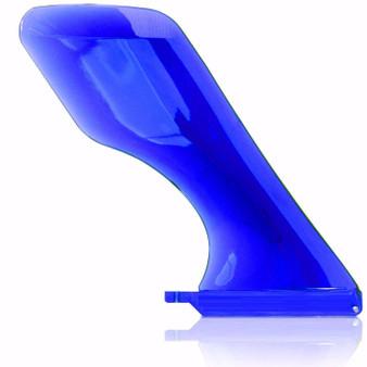 Dorsal Hatchet Fin Blue