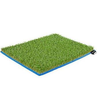 Grass changing Mat 24 x 24 inches Blue