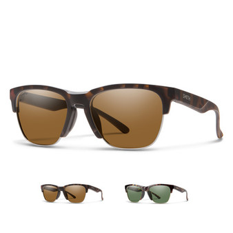 Smith Haywire Sunglasses with Matte Havana Frame with ChomaPop Polarized Brown Lens