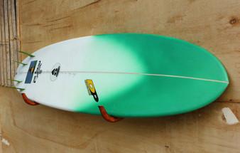 Wall Mount Surfboard Rack