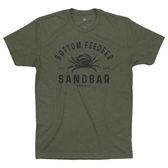 Sandbar Clothing Company Bottom Feeder T-Shirt