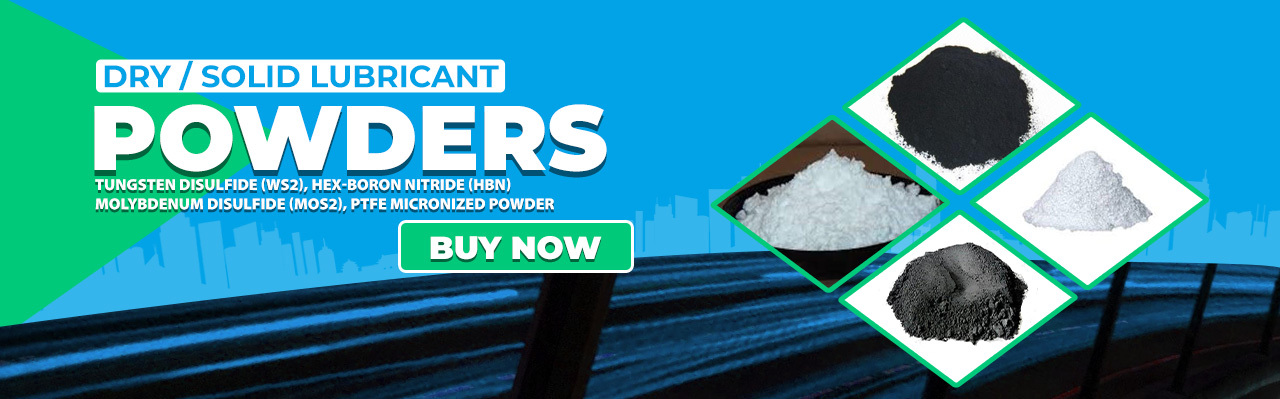 Dry / Solid Lubricant Powders