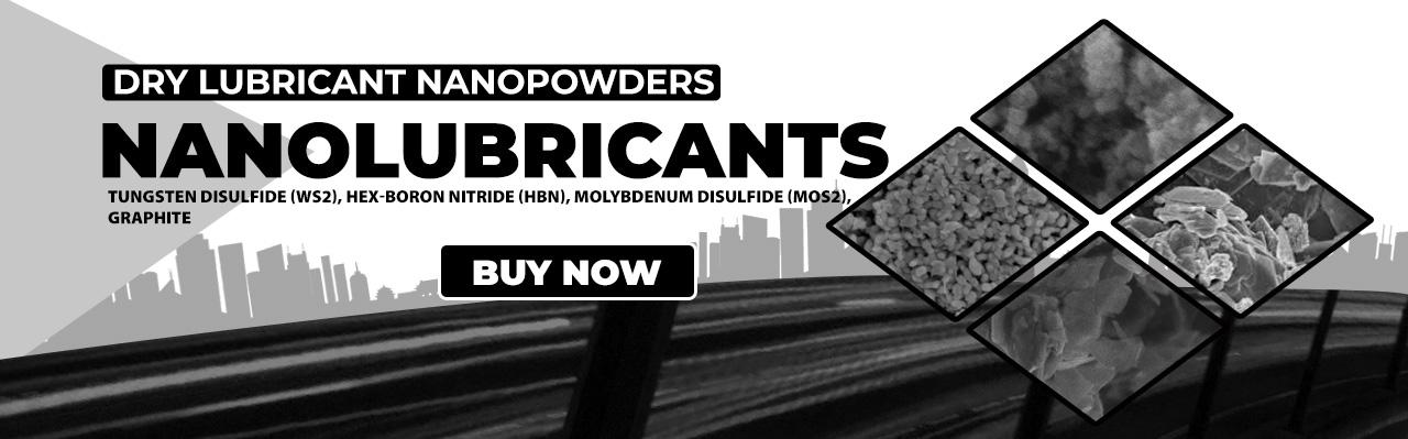 Dry Lubricant Nanopowders - Nanolubricants