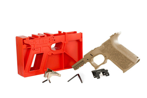 PF940C™ 80% Compact Pistol Frame Kit - Flat Dark Earth