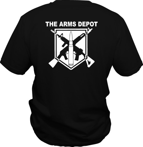 The Arms Depot Tee