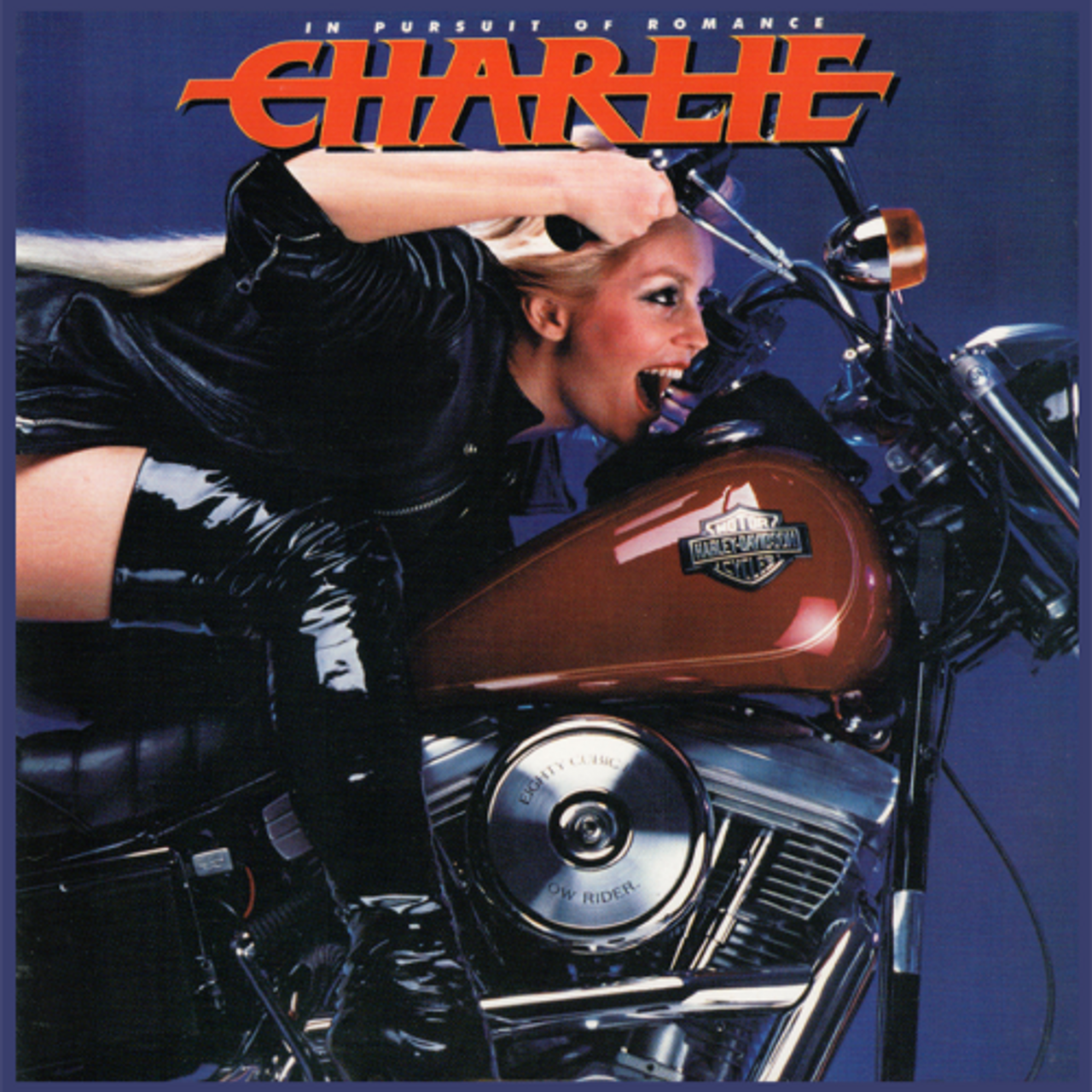 Charlie - In Pursuit Of Romance (CD)