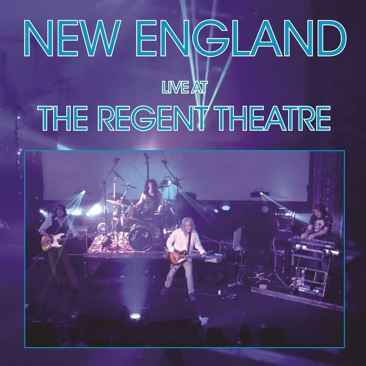 New England - Live At The Regents Theatre