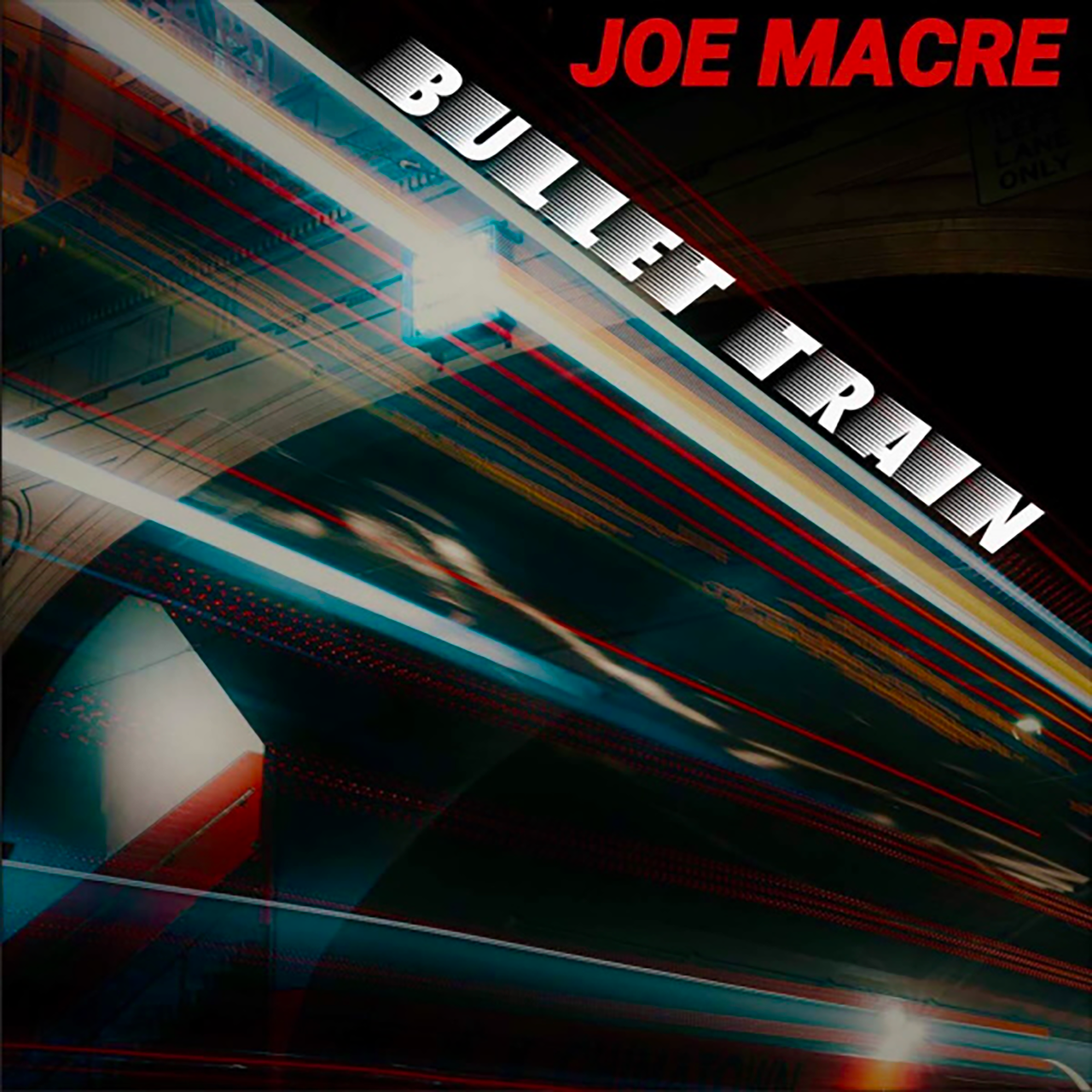 Bullet Train By Joe Macre Available on CD by Renaissance Records