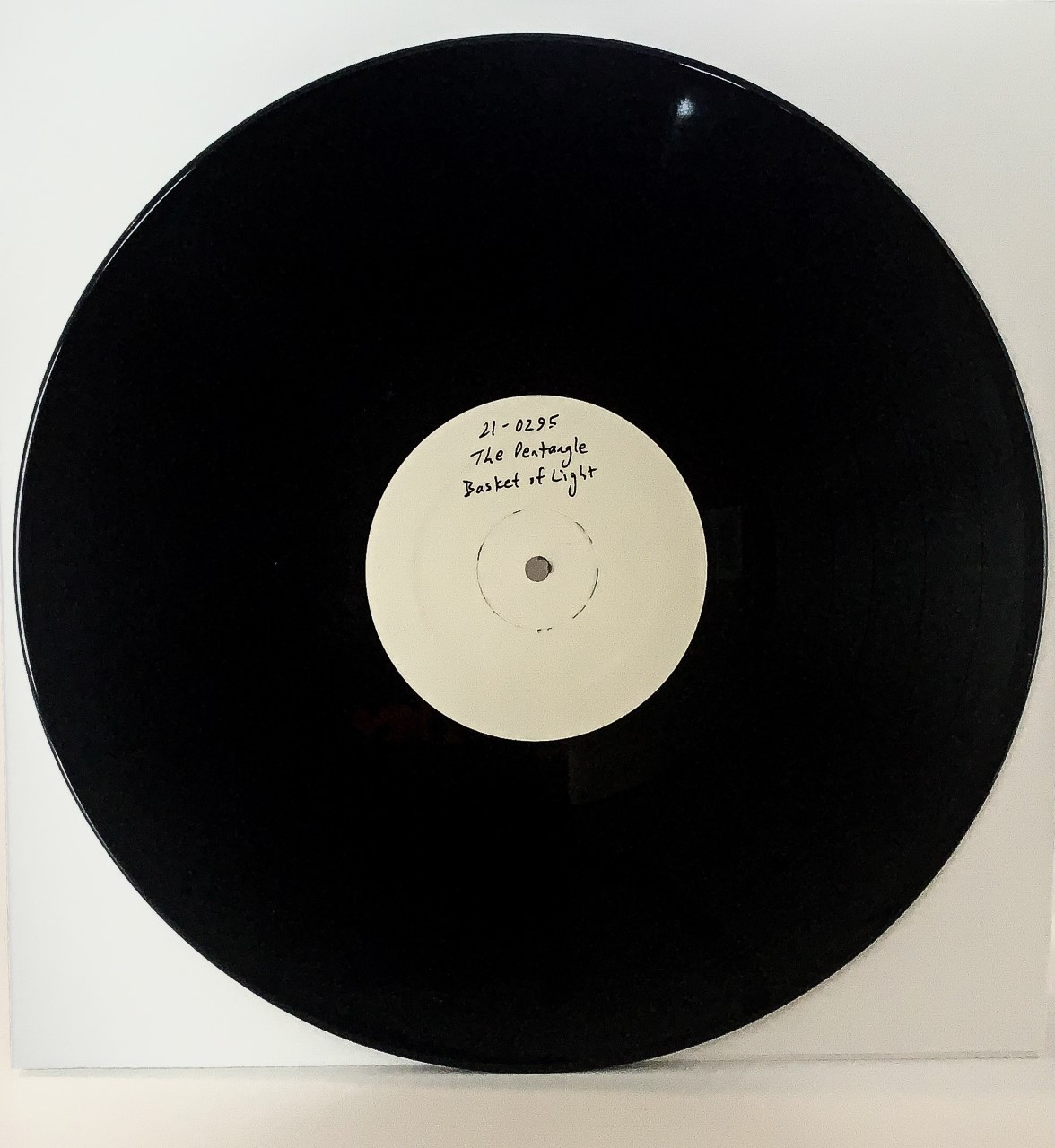 Basket of Light by The Pentangle LP Test Pressing available now.