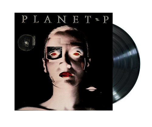 Planet P Project released by the group Planet P Project AKA Tony Carey available on 180 gram vinyl
