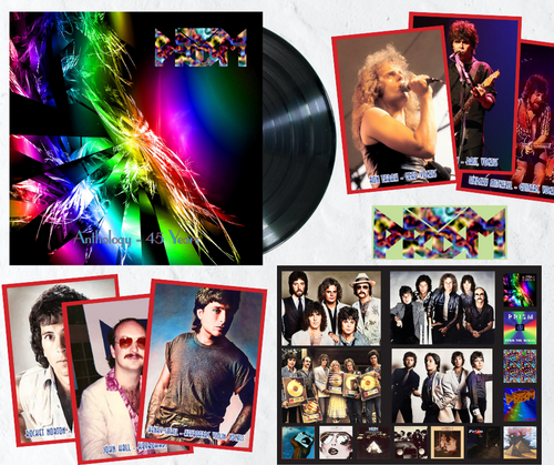Canadian Rock Band Prism Anthology 45 Years Available on Deluxe Vinyl LP
