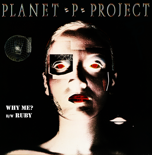 planet p project - why me - front cover