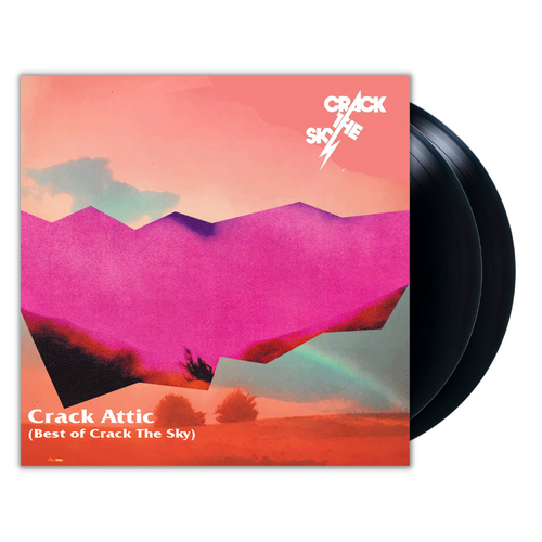 Crack Attic by Crack the Sky available on vinyl