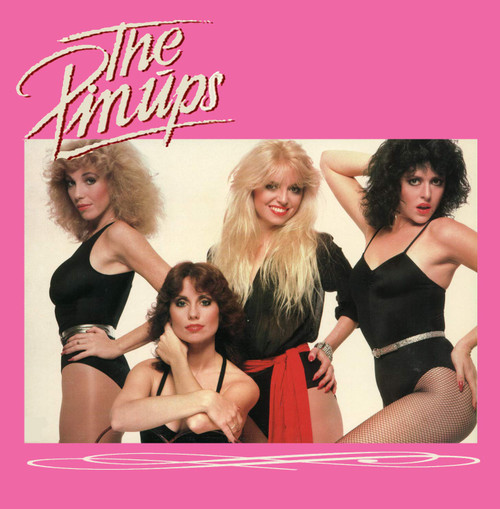The Pinups by The Pinups on CD