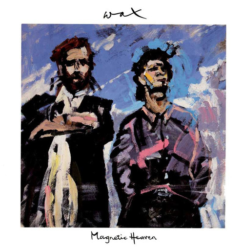 Magnetic Heaven by Wax UK available on CD