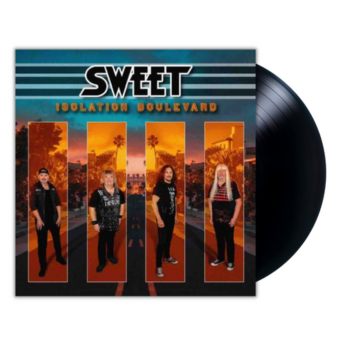Isolation Boulevard by Sweet available now on LP.