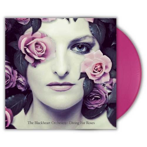 Diving For Roses by The Blackheart Orchestra Available on Pink Colored Vinyl