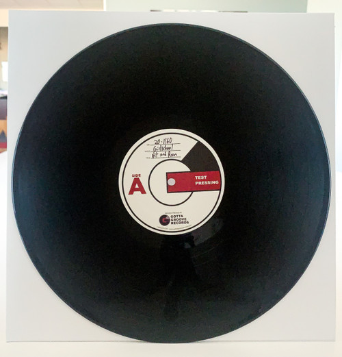 Hit and Run by Girlschool Test Pressing available now.