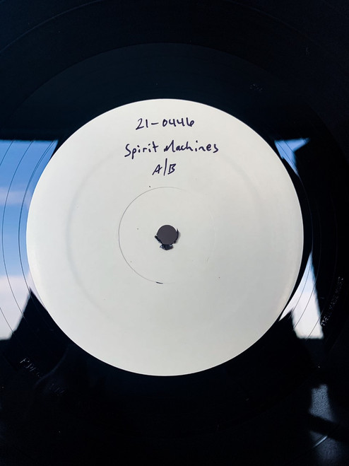 Feel Again by Spirit Machines LP Test Pressing available now.
