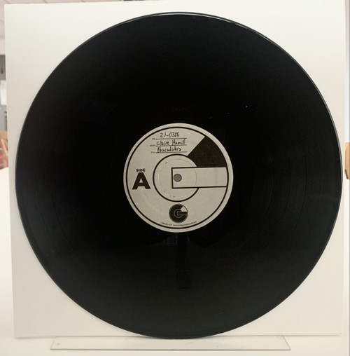 Abracadabra by Claire Hamill LP test pressing available now.