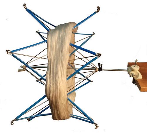 Umbrella Swift/Skein Winder Metal by Lacis