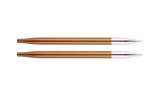 "3.5"" Zings Interchangeable Needle Tips Knitting Needles by Knitter's Pride"