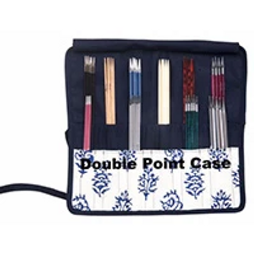Navy - Fabric Needle Cases by Knitter's Pride