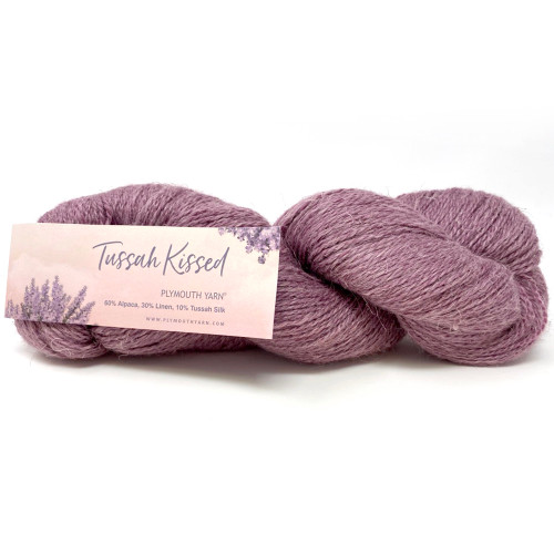 Tussah Kissed by Plymouth Yarn