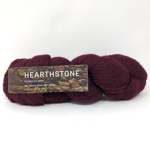 Hearthstone by Plymouth Yarn