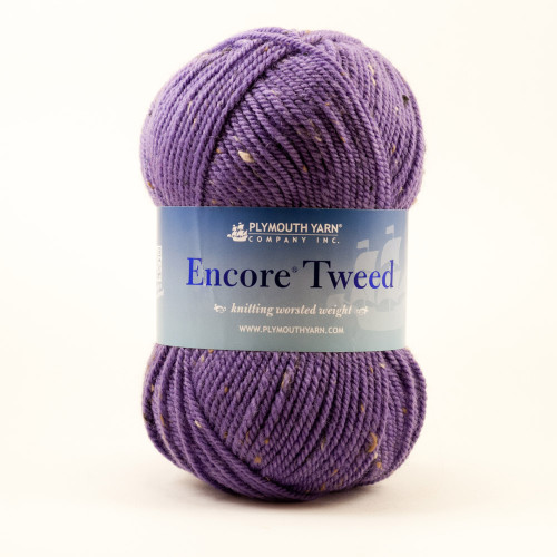 Encore Worsted Tweed by Plymouth Yarn