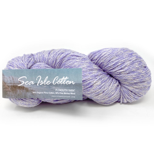 Sea Isle Cotton by Plymouth Yarn