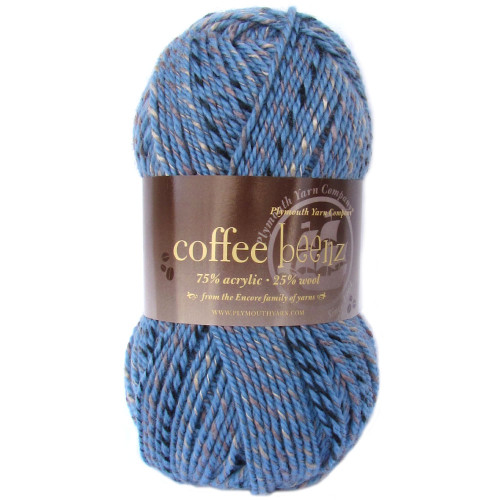 Coffee Beenz by Plymouth Yarn